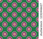 flower magian abstract... | Shutterstock .eps vector #1232446627