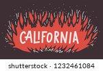 California Wildfire Camp Burns...