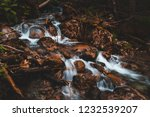 Beautiful stream captured on long shutterspeed