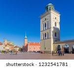 warsaw  mazovian province  ... | Shutterstock . vector #1232541781