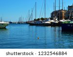 blue sea water in a sunny day....   Shutterstock . vector #1232546884