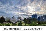 singapore  singapore   october...   Shutterstock . vector #1232575054