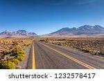 atacama desert  chile  andes ... | Shutterstock . vector #1232578417