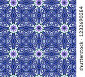 seamless color pattern from... | Shutterstock . vector #1232690284
