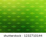 light green vector texture with ...   Shutterstock .eps vector #1232710144