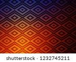 light blue  red vector...   Shutterstock .eps vector #1232745211