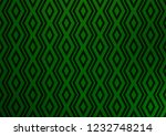 light green vector texture with ...   Shutterstock .eps vector #1232748214