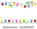 illustration of seamless...   Shutterstock . vector #1232854537