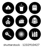 real estate icons set   house... | Shutterstock .eps vector #1232910427