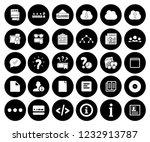 information icons set   info... | Shutterstock .eps vector #1232913787