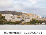 west point taken from across... | Shutterstock . vector #1232921431