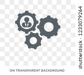 human resources icon. human...   Shutterstock .eps vector #1233079264