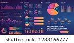 infographics  brochures... | Shutterstock .eps vector #1233166777