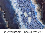 background with contrast agate... | Shutterstock . vector #1233179497