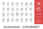 vector category and theme... | Shutterstock .eps vector #1233184837