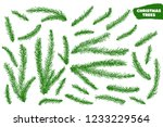 vector collection of hand drawn ... | Shutterstock .eps vector #1233229564