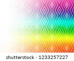 light multicolor  rainbow...   Shutterstock .eps vector #1233257227