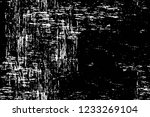 grunge overlay layer. abstract... | Shutterstock .eps vector #1233269104