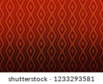 light red vector texture with...   Shutterstock .eps vector #1233293581
