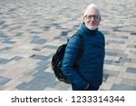 active retirement concept.... | Shutterstock . vector #1233314344