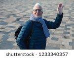 active retirement concept.... | Shutterstock . vector #1233340357