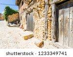 calatanazor in soria  spain   Shutterstock . vector #1233349741