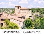 calatanazor in soria  spain   Shutterstock . vector #1233349744
