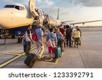 gdansk  poland   september 7 ... | Shutterstock . vector #1233392791