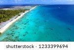 kauehi west coast  | Shutterstock . vector #1233399694