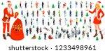 isometric 3d flat design... | Shutterstock .eps vector #1233498961
