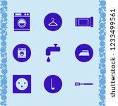 household icon. household... | Shutterstock .eps vector #1233499561