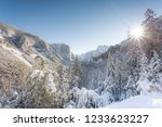Yosemite's Tunnel View After A...