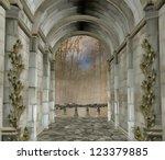 Castle Entrance   Digital...