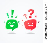 vector illustration user... | Shutterstock .eps vector #1233817174