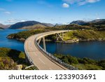 Kylesku Bridge  On The A894 ...