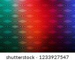 dark multicolor  rainbow vector ...   Shutterstock .eps vector #1233927547