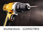 Cordless Drill With Drill Bit...