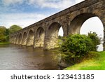 Disused Railway Viaduct In...