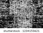 grunge overlay layer. abstract... | Shutterstock .eps vector #1234153621
