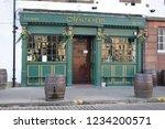 edinburgh  midlothian  scotland ... | Shutterstock . vector #1234200571