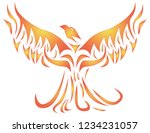 vector illustration of a... | Shutterstock .eps vector #1234231057