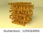 motivation related keywords...   Shutterstock . vector #1234263004