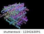 3d rendering. business or...   Shutterstock . vector #1234263091
