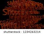 3d rendering. business or...   Shutterstock . vector #1234263214