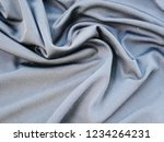 black sportswear cloth silk... | Shutterstock . vector #1234264231