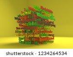 background abstract  motivation ...   Shutterstock . vector #1234264534