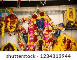 kolkata  india 16 january 2018  ... | Shutterstock . vector #1234313944