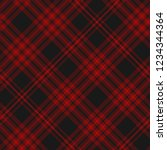 Seamless Plaid Pattern In...