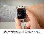 alushta  russia   november 6 ... | Shutterstock . vector #1234367761