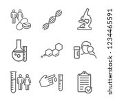 medical healthcare icons  ... | Shutterstock .eps vector #1234465591